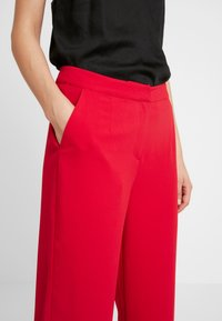 Nly by Nelly - MY FAVOURITE PANTS - Trousers - red - 5