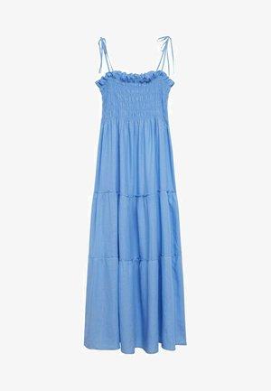 Maxi dress - blauw