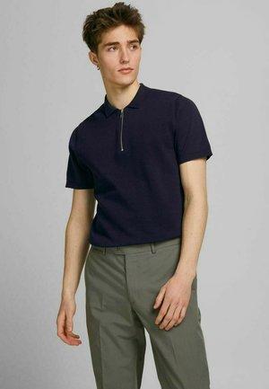 Polo shirt - maritime blue