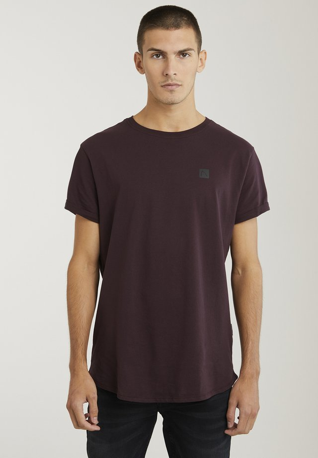 BRODY - Basic T-shirt - red