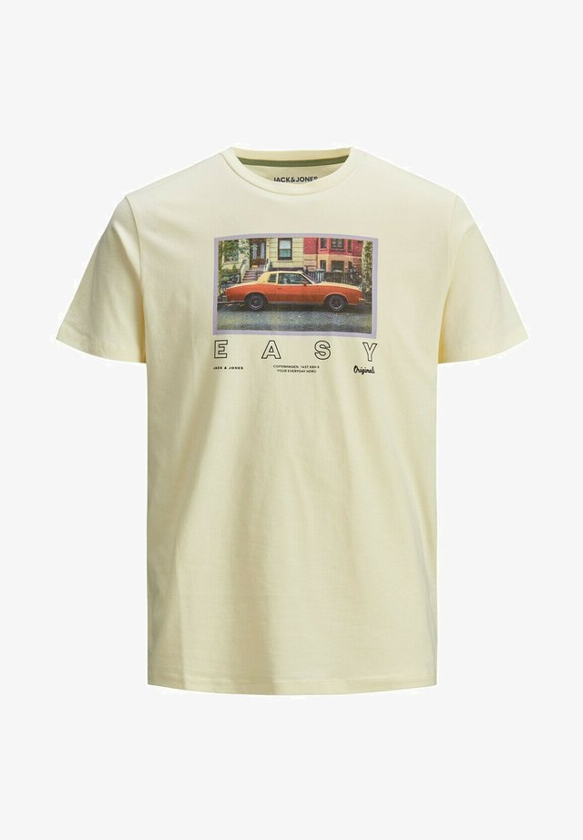 JORALLROUND - T-shirts print - seedpearl