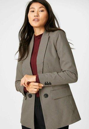 Short coat - beige/brown