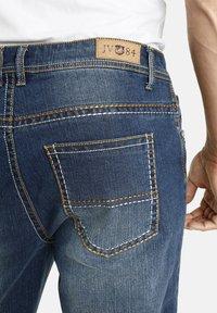 Jan Vanderstorm - TIEFBUNDJEANS JANI - Relaxed fit jeans - blau - 3
