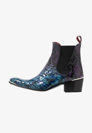 SYLVIAN NEW CHELSEA - Classic ankle boots - amazonas blue