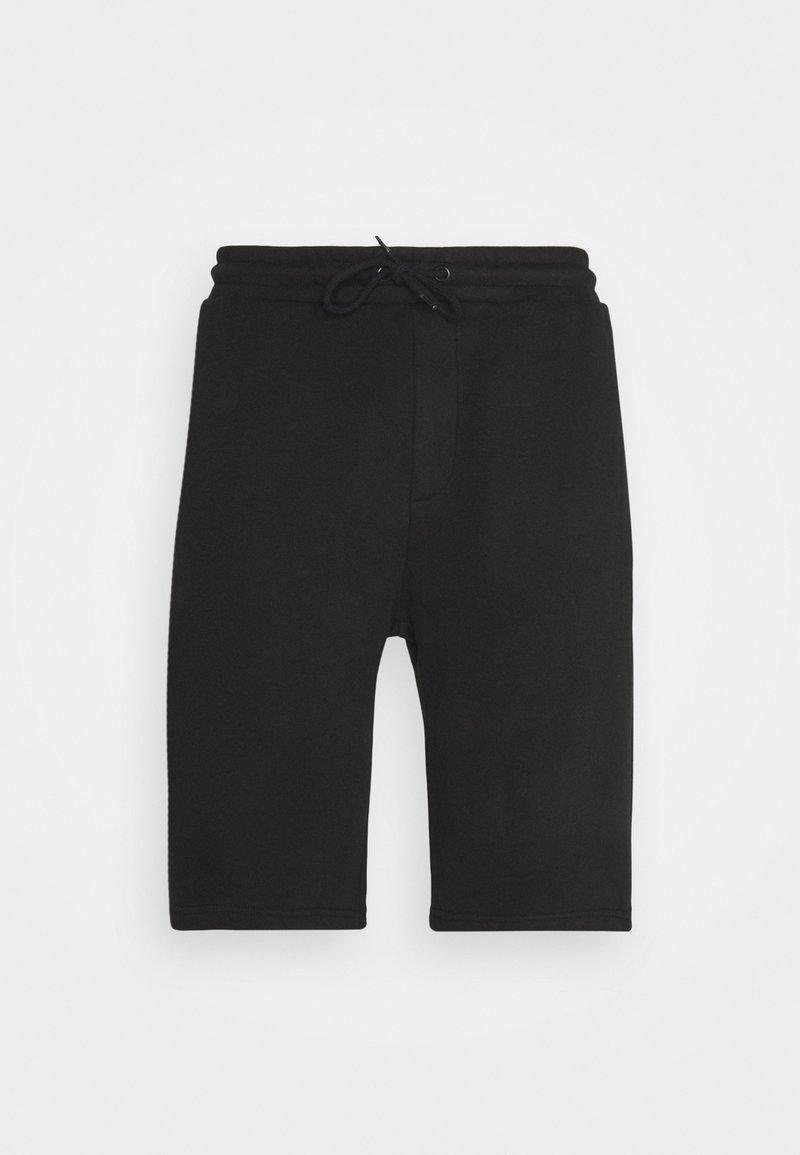 YOURTURN - UNISEX - Tracksuit bottoms - black