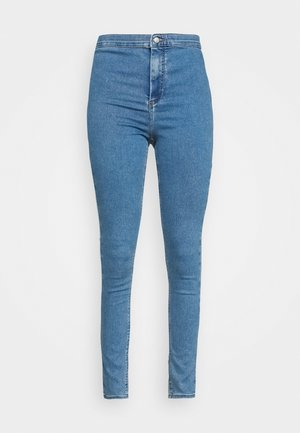 Jeggings - light blue denim