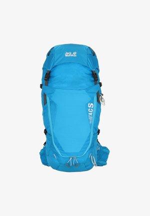 Hiking rucksack - blue jewel