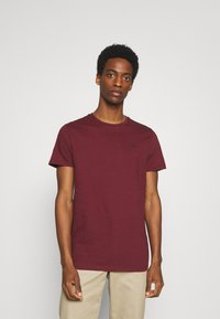 Petrol Industries - SPECIAL 3 PACK - Basic T-shirt - army/burgundy/navy - 3