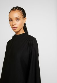 Monki - ARYA DRESS - Jerseykjole - black dark unique - 4