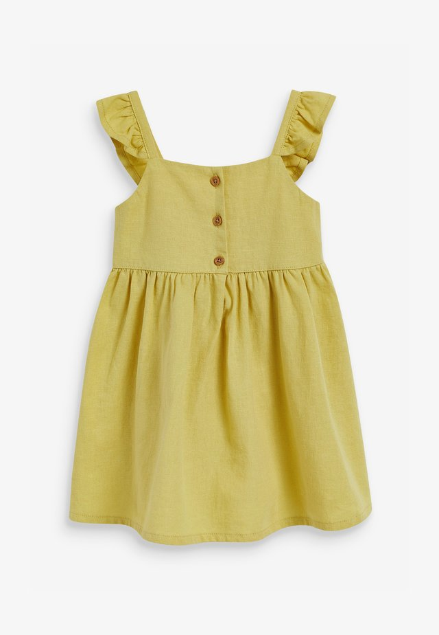 Denní šaty - light green