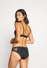 aerie - GARDEN PARTY SHINE - Slip - true black - 2
