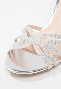 Paradox London Pink - MELBY - Sandals - silver - 6