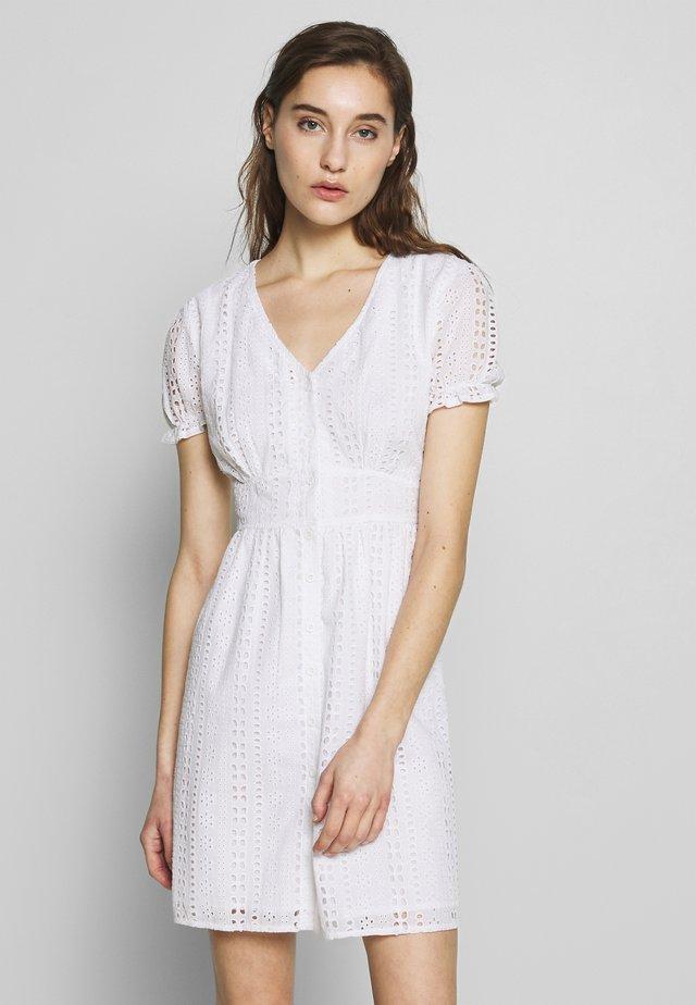 FILOWI - Shirt dress - white