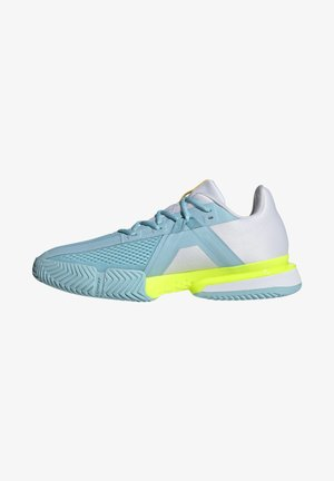 SOLEMATCH BOUNCE - Neutral running shoes - blue