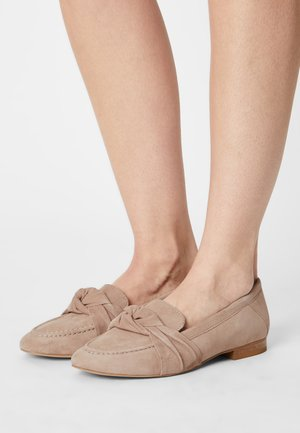 LEATHER - Slip-ons - pink