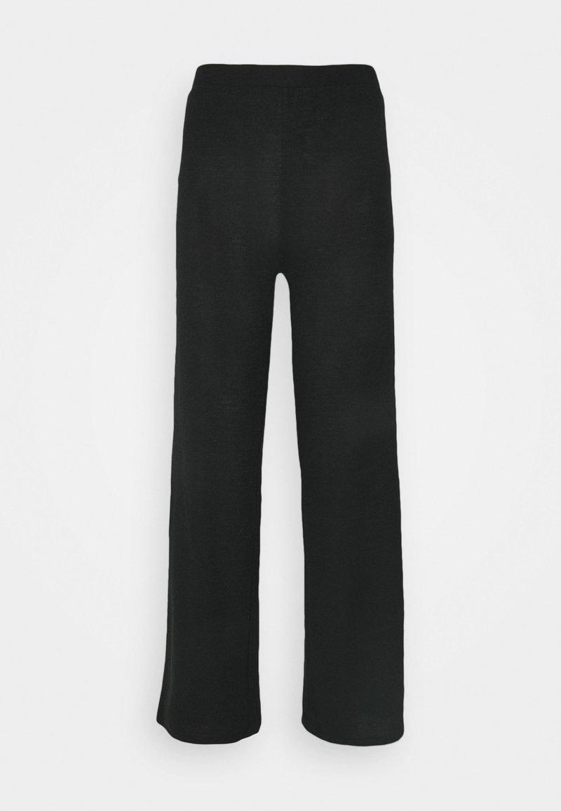 Pieces - PCANALI PANT - Trousers - black
