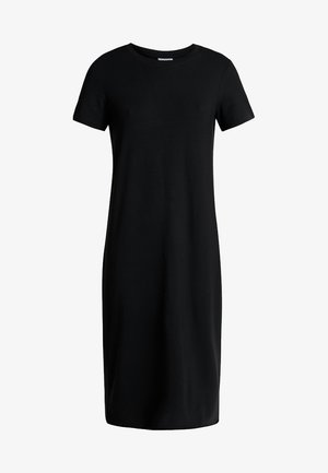 VMGAVA DRESS - Žerzejové šaty - black