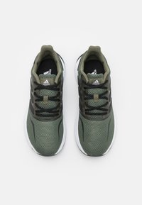 adidas Performance - RUNFALCON UNISEX - Neutral running shoes - raw khaki/core black/footwear white - 3