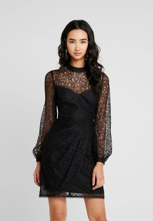 AXEL MINI DRESS - Sukienka koktajlowa - black