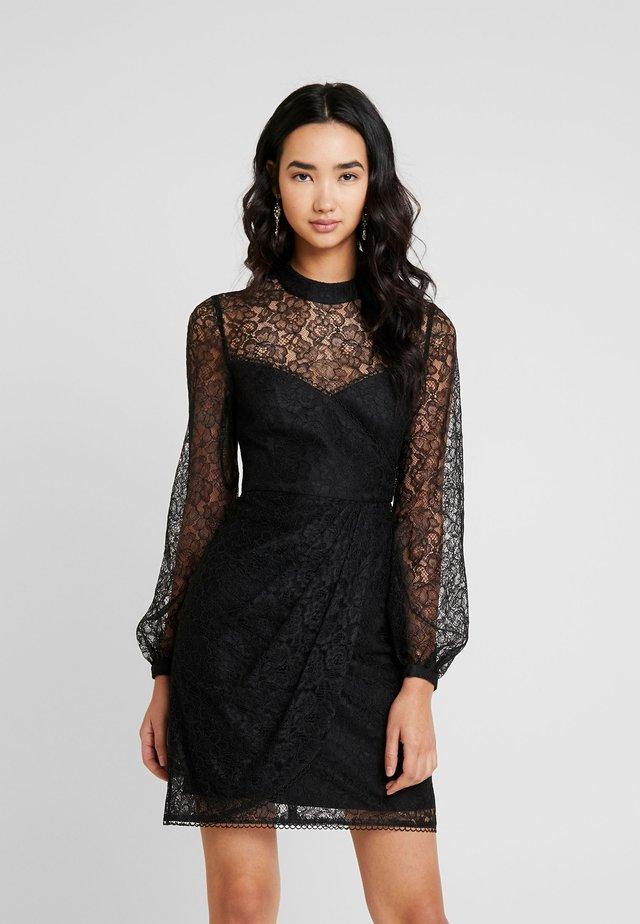 AXEL MINI DRESS - Robe de soirée - black