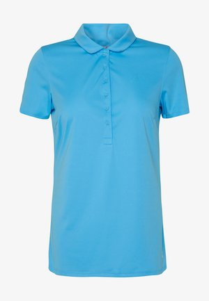ROTATION - Poloshirt - ethereal blue