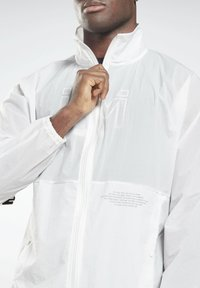 Reebok - LM TRACK JACKET - Training jacket - white - 4