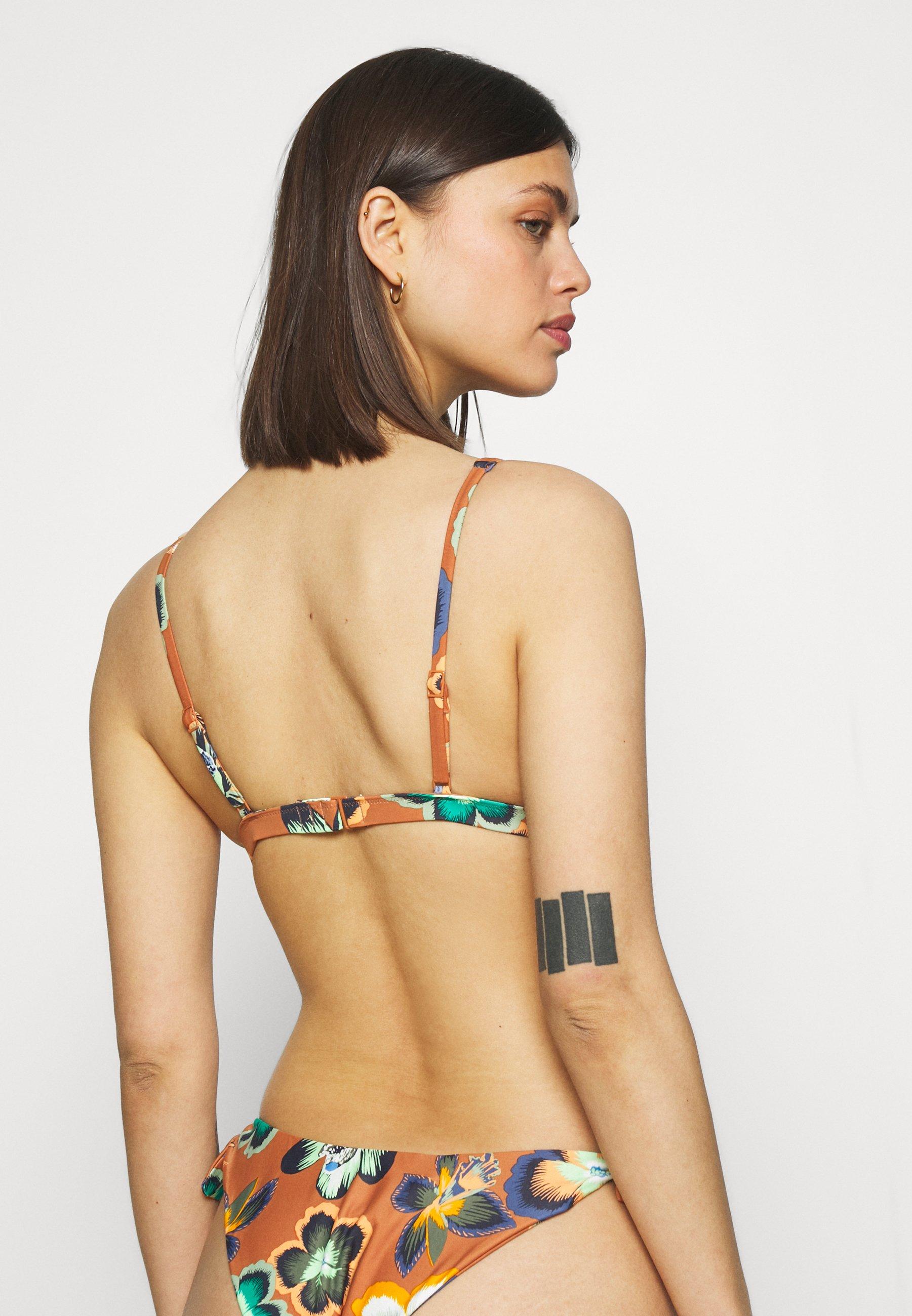 Women SKINNY PLUNGE - Bikini top