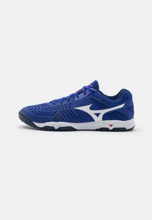 WAVE MEDAL Z2 - Handball shoes - reflex blue/white/diva pink
