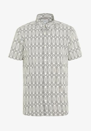 RETRO PRINT  - Overhemd - ecru