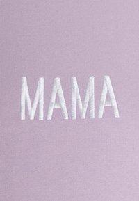 Missguided Maternity - MAMA  - Mikina - lilac - 2