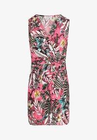 Morgan - Robe d'été - neon pink - 4