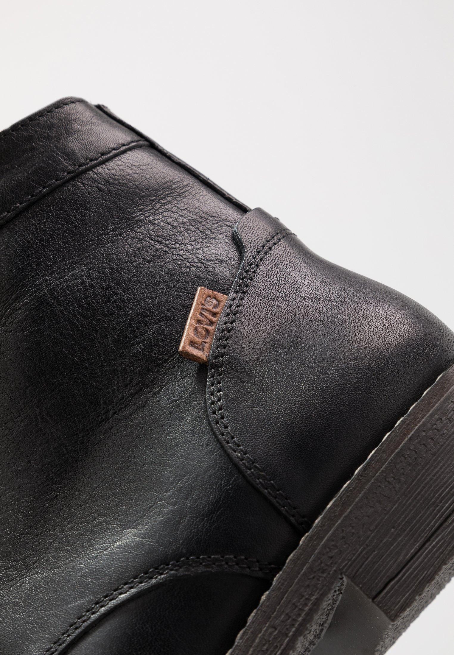 Levi's® WHITFIELD Bottines à lacets regular black