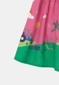 Frugi - TWIRLY DREAM - A-line skirt - pink - 2