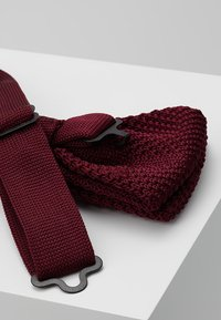 Twisted Tailor - JAGGER - Mucha - dark burgundy - 2