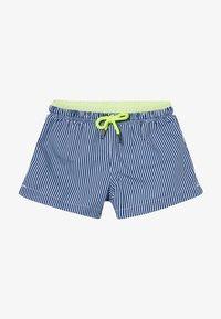 Sunuva - BOYS STRIPE SWIM  - Swimming shorts - navy - 3