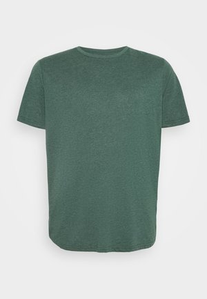 Camiseta básica - mottled green