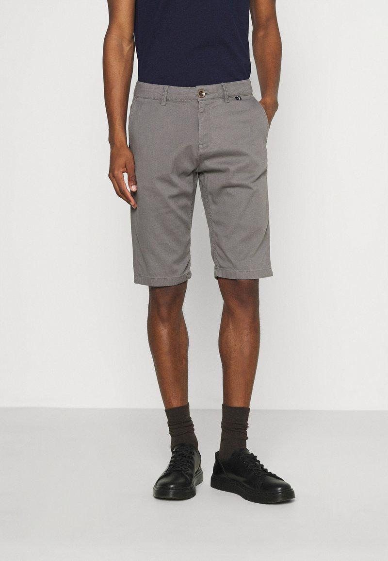 TOM TAILOR - Shorts - castlerock grey