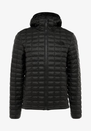 THERMOBALL ECO HOODIE - Winter jacket - black matte