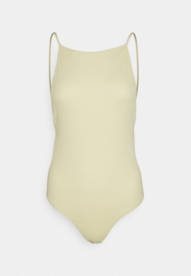 CARTER BODY - Top - beige