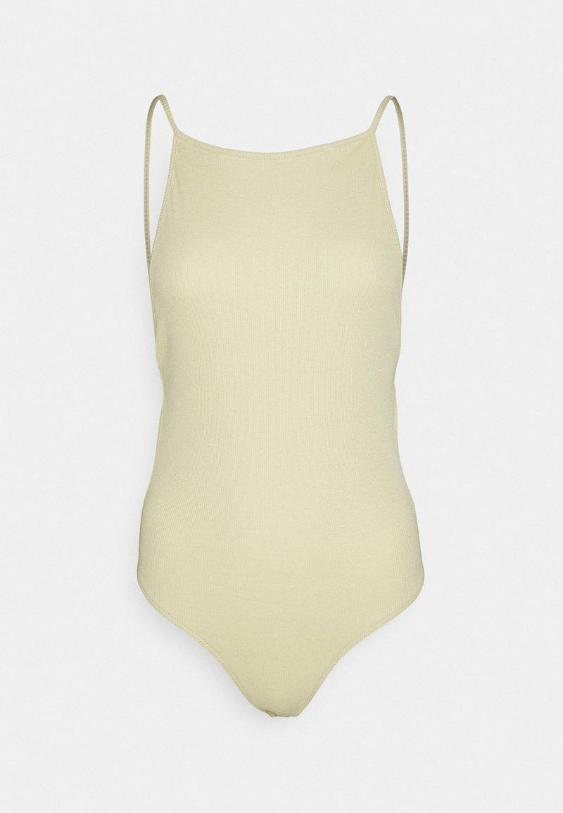 EDITED - CARTER BODY - Top - beige