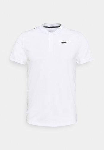 BLADE - Basic T-shirt - white/black