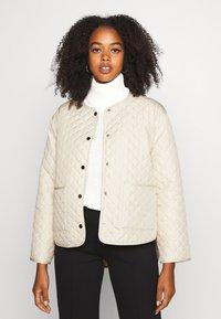 Gina Tricot - YLVA  - Light jacket - offwhite - 0