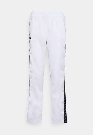 IMMITARA - Teplákové kalhoty - bright white