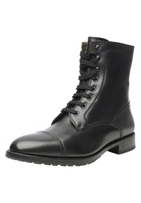 SHOEPASSION - NO. 692 - Lace-up ankle boots - black - 2
