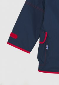 Finkid - TUULIS - Hardshell jacket - navy/red - 2