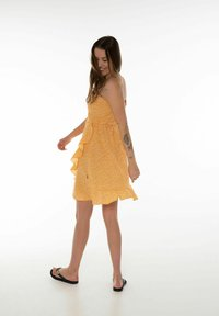 Protest - Day dress - yellow - 4