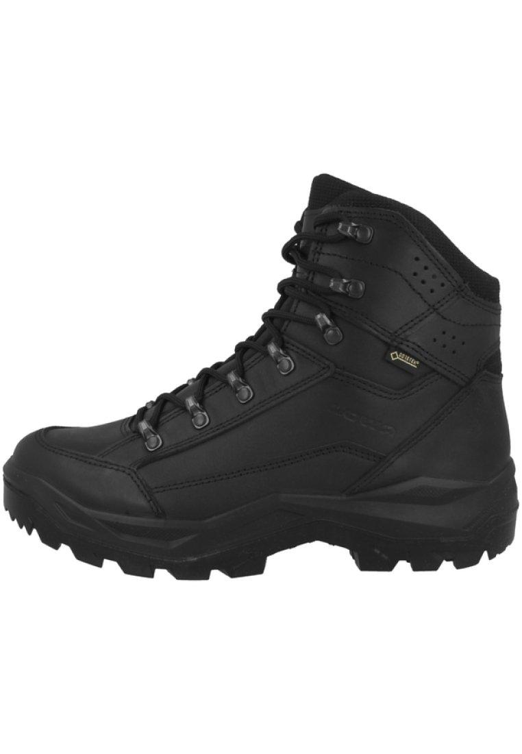 Lowa - Mountain shoes - schwarz-schwarz