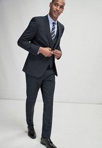 Next - STRETCH TONIC SUIT: JACKET-SLIM FIT - Suit jacket - blue - 1