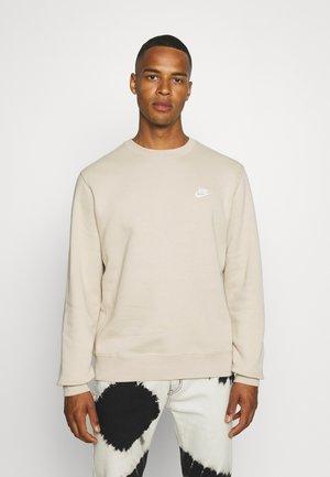 CLUB CREW - Sweatshirt - grain