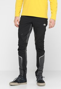 The North Face - Friluftsbyxor - black/asphalt - 0